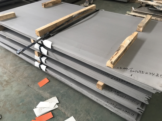 Martensitic Grade AISI 420HC EN 1.4034 Stainless Steel Sheets And Plates